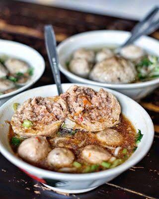 Rekomendasi Wisata Kuliner Makanan Khas Bogor Bakso Pmi Bogor
