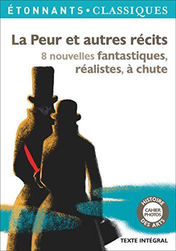 Lyodraburstlivre Vanstriena Gratuit Livre La Peur Et Autres Recits 8 Recit Livres A Lire Realiste