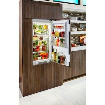 Kudf204esb Kitchenaid 24 Refrigerator Freezer Drawer With Automatic Icemaker Stainless S Undercounter Refrigerator Refrigerator Drawers Small Refrigerator