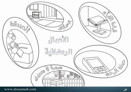 كل عام وانتم بخير رمضان على الابواب وعايزين نخلى ولادنا يستمتعوا فى شهر رمضان وعايزين نساعدهم ونشجعهم على ا Ramadan Home Decor Decals Blog Posts