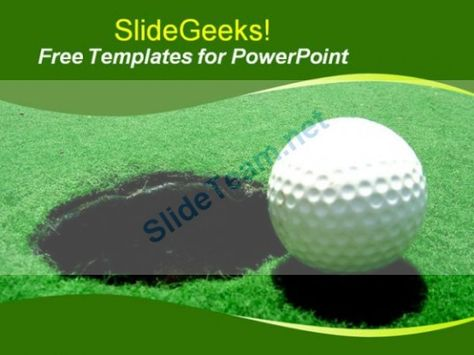 Golf 0409 powerpoint templates themes background business golf 0409 powerpoint templates themes background toneelgroepblik Images