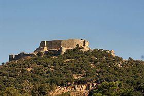 قلعة ابو قبيس 45 كم الى الشمال الغربي من حماة Castle Abu Syria