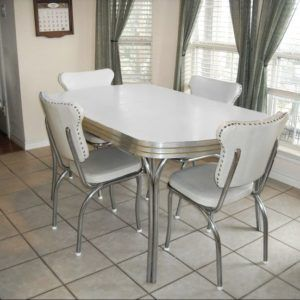 Nice Retro Dining Table White 82 About Remodel Furniture Home