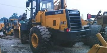 Komatsu WA380-3 Wheel Loader Service Repair Shop Manual in