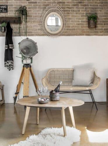 2 Zits Rotan Bankje.Bank Rotan Ideeen Voor Thuisdecoratie Woonideeen En Huis Interieur