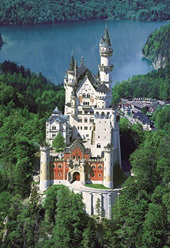 300 Piece Jigsaw Puzzle Neuschwanstein Castle Germany 26x38cm Epochepoch Neuschwanstein Castle Germany Castles Medieval Castle
