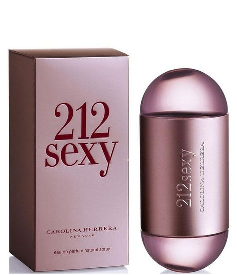 51d9786c7de Perfume Carolina Herrera 212 Sexy Feminino Eau De Parfum