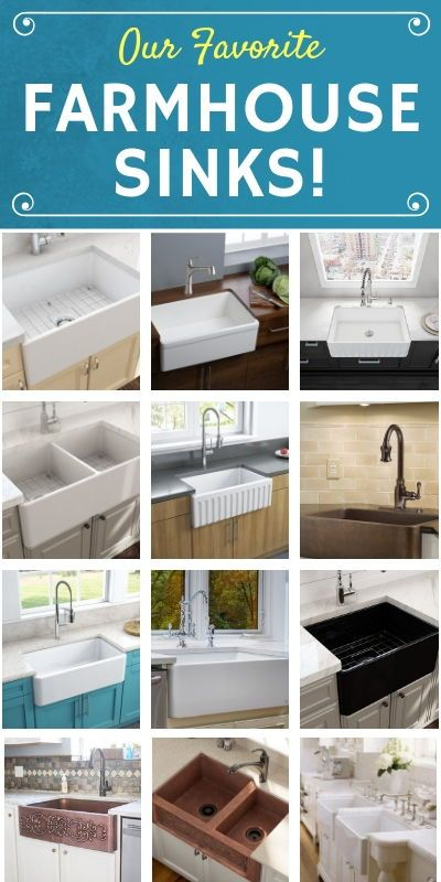 Best Farmhouse Sinks Discover The Best Farm Home Style Sinks For Your Rustic Home Apron Front Farmhouse Sinks Sinks For Sale Farm Sink Farmhouse Sink Kitchen