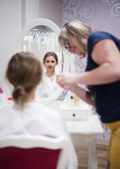 Maquillage Mariee Jolie Coiffure Marie Maquillage