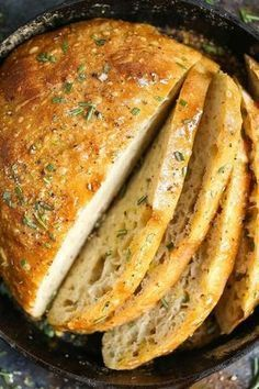 No Knead Rosemary Bread – A basic, FOOLPROOF homemade bread recipe here! Anyone … No Knead Rosemary Bread – A basic, FOOLPROOF homemade bread recipe here! I PROMISE! And the bread comes out just perfect! Best Bread Recipe, Simple Bread Recipe, Easy Bread Recipes, Artisan Bread Recipes, Overnight Bread Recipe, Quick Bread, Breakfast Bread Recipes, Dutch Oven Recipes, Hardboiled