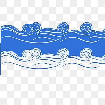 Ocean Waves River Clipart River The Sea Png Transparent Clipart Image And Psd File For Free Download In 2020 Ocean Waves Clip Art Beach Cartoon