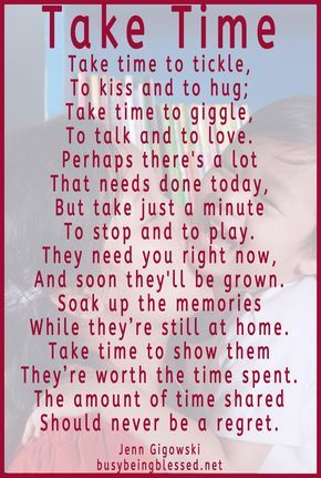 take time poem time poem mommy quotes mom quotes