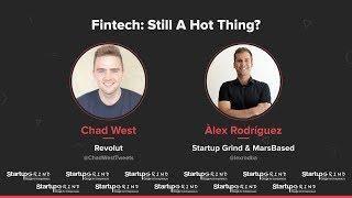 Chad West (Revolut) @ Startup Grind BCN Conference 2018   Startups