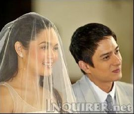 Judy Ann Santos Wedding Gown
