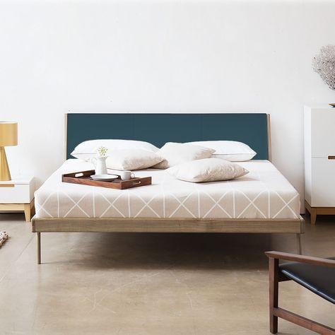 Bett Fawn I Designer Bett Bett Mobel Und Einzelbett