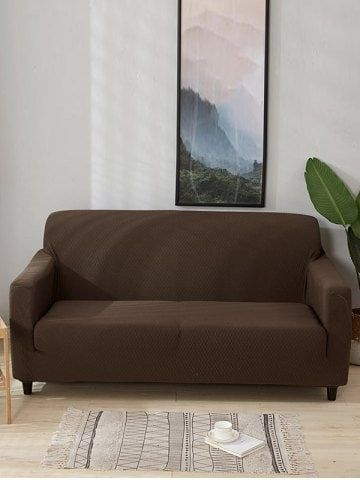Solid Color Waterproof Couch Cover Couch Covers Bed Pillows Decorative Couch