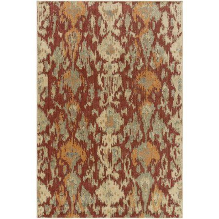 7 85 X 9 85 Flowing Terrain Rust Orange Charcoal Gray And Cranberry Red Area Throw Rug Walmart Com Area Throw Rugs Area Rugs Indoor Area Rugs
