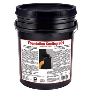 Dalton Roof 4 75 Gal 901 Foundation Coating Waterproofer 3055 The Home Depot Fix Cracked Concrete Asphalt Driveway Repair Waterproof Foundation