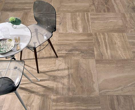 13 best Tegelhuys ☼ Travertin vloertegels \/ tiles images on - vinylboden f r k che