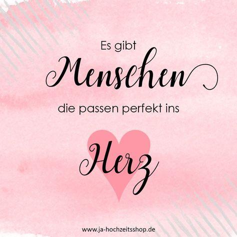 #menschen #hochzeit #perfekt #passen #spruch #zitat #liebe #gibt #herz #die #ins #zur #und #esEs gibt Menschen, die passen perfekt ins Herz. Spruch, Zitat zur Hochzeit und LiebeEs gibt Menschen, die passen perfekt ins Herz. Spruch, Zitat zur Hochzeit und Liebe
