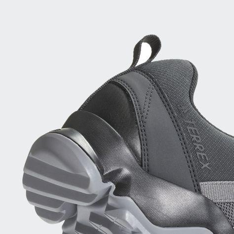62fcf4d19fa615 Terrex AX2R Shoes Carbon   Grey   Solar Slime CM7728