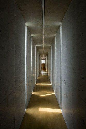 Slit House by Eastern Design Office