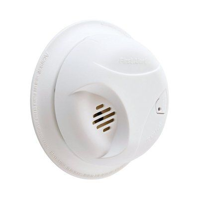 First Alert Battery Ionization Smoke Alarm Smoke Alarms Alarm