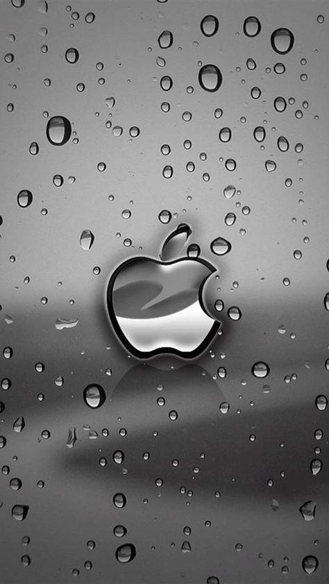 人気1位 Free Download Apple Rain Iphone Backgrounds Hd
