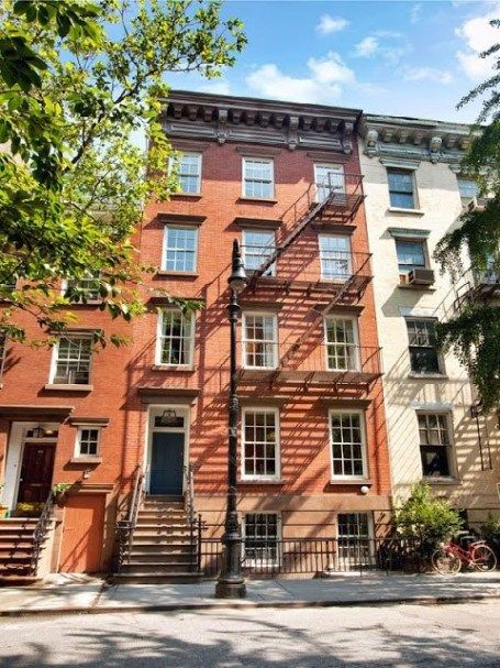 See This House A 20 Million Dollar West Village Nyc Townhouse Cococozy Nyc Townhouse West Village Townhouse West Village Nyc