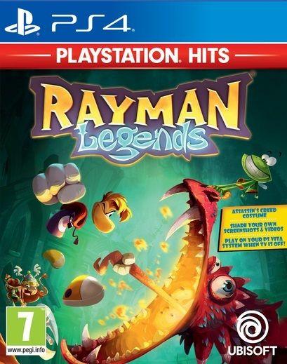 Rayman Legends Ps4 Jogos Ps4 Crash Bandicoot Multiplayer Game