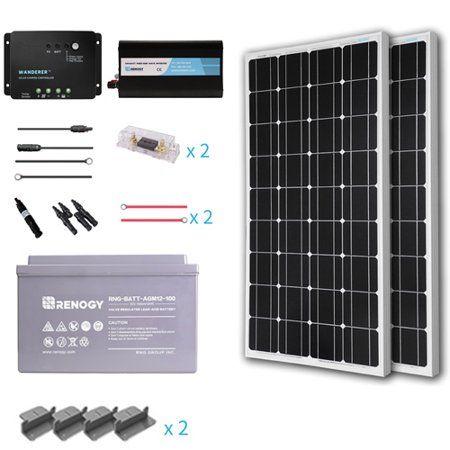 Merchandise Image 1 Of 12 Solar Panel Kits Solar Panels Solar Energy Panels