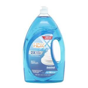 Hdx 56 Oz Fresh Scent Liquid Dish Soap Liquid Dish Soap