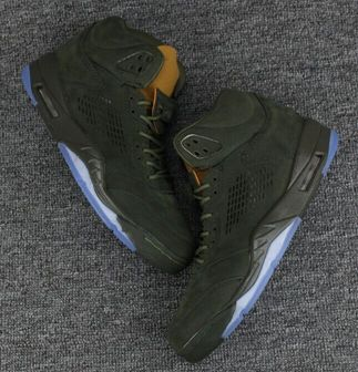 Air Jordan 5 basketball shoes PRM Take