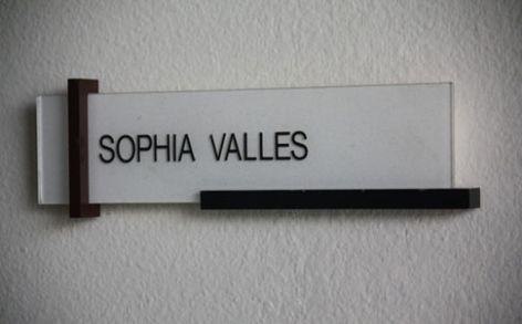 Unique Name Plates For Doors Door
