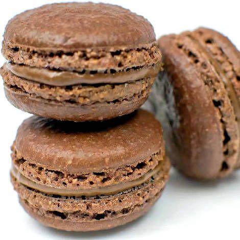 طريقة عمل الماكرون الفرنسي بالصور من Hamoudy S Kitchen Recipe Food Desserts Breakfast
