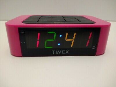Direct Entry Alarm Clock