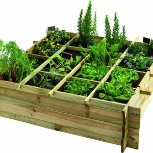 Gartentor Selber Bauen 40 Super Beispiele Archzine Net Gemusebeet Gemusegarten Anlegen Garten Pflanzen