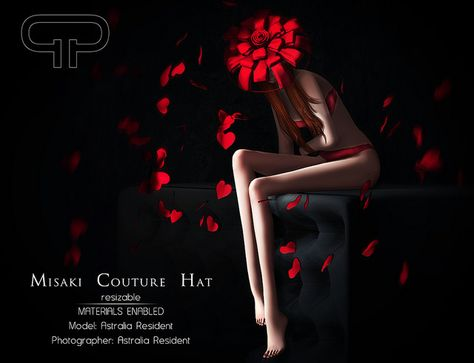 Pure Poison - Misaki Couture Hat | Flickr - Photo Sharing!