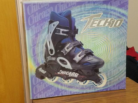 Advertisement Ebay Chicago Tech 10 Rollerblades Size Men S 10 Ladies 12 Fun Sports Roller Skating Inline Skating