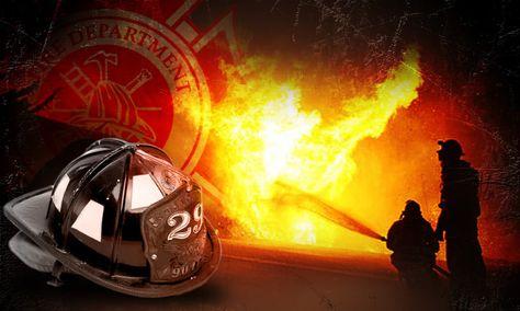 Firefighter Hd Wallpapers Backgrounds Wallpaper 1023614