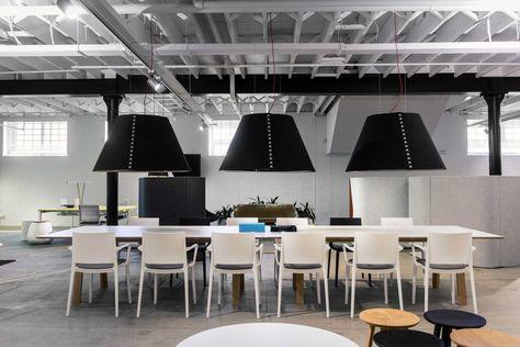 Zenith Interiors Buzzishade Pendant Lighting Dining Room Lighting Office Interiors Furniture