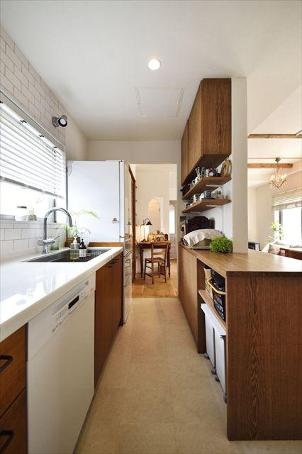 対面キッチンもいいけれど 根強い人気 壁付けキッチン のメリット5