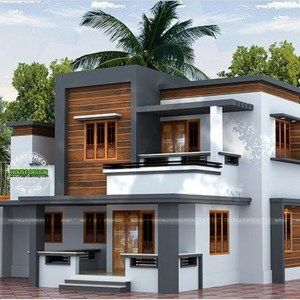 25 Special Edition Modern House Design For Your 2020 Architectural Inspiration 10 Dreamss Modern Style House Plans Kerala House Design Duplex House Design