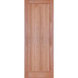 1 Panel Solid Shaker Style Mahogany Interior Single Door Sh 13 In 2020 Shaker Style Interior Doors Stained Doors Single Doors