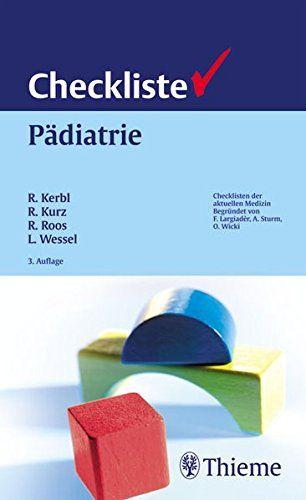 Checkliste Pdiatrie Reihe Checklisten Medizin Diatrie Checkliste Reihe Medizin Medizin Checkliste Padiatrie