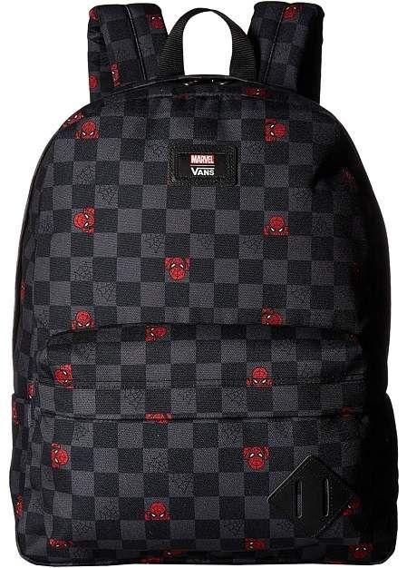 Vans Old Skool II x Marvel Backpack   Marvel backpack