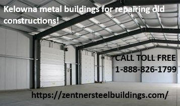 Get Kelowna Metal Buildings With Ease We Have The Capability To Get Your Back Up And Running In No Time Steel Buildings Metal Buildings Prefab Metal Buildings