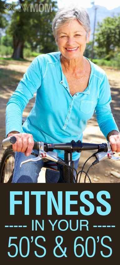 If you're in your 50′s and 60′s, you probably fall into one of two categories: you're fit and healthy and looking to keep it up, or you're not as fit as you'd like and are looking for ways to ramp up your routine!!! Get the Skinny on some fabu