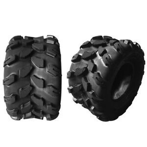 2 Sport Atv Tires 18x9 5 8 18x9 5x8 4pr 10001 Left Right Rear Warranty Ebay Sport Atv Tyre Size Atv