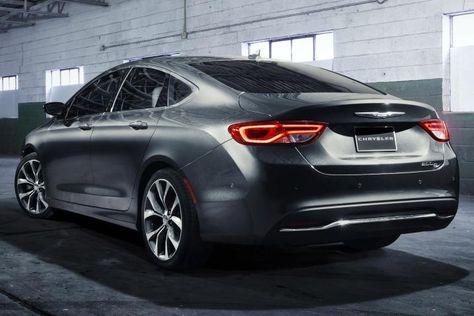 Price Of 2015 Chrysler 200